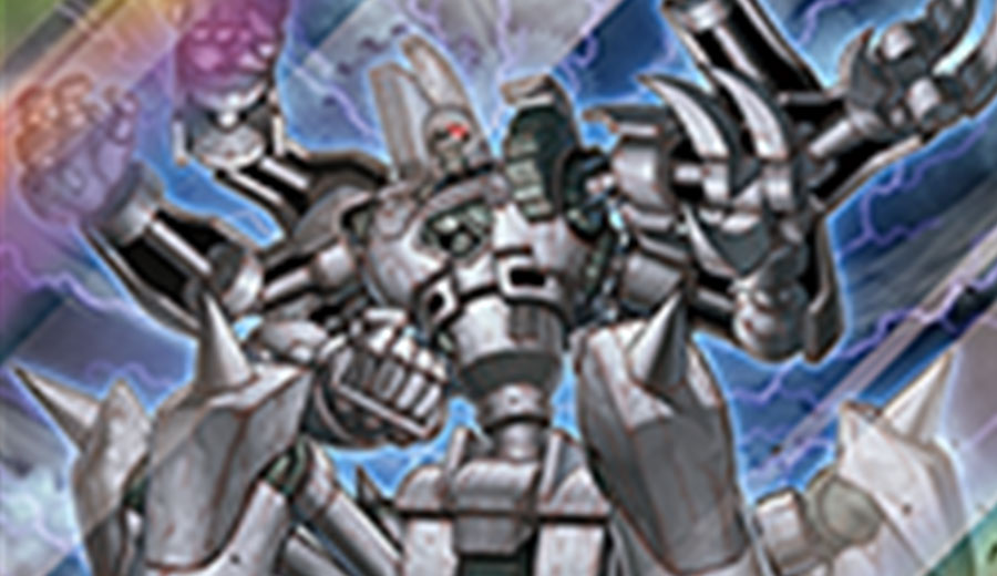 [DP19] Megaton Ancient gear Golem & Ultimate Crystal God Rainbow Over  Dragon - Beyond the Duel