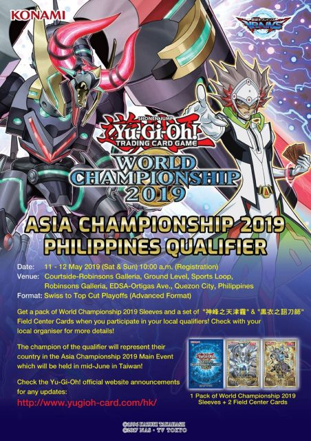 Asia Championship 2019 Qualifier Schedule - Beyond the Duel