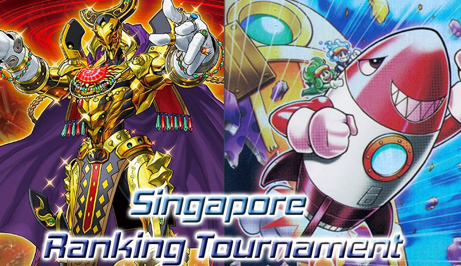 [Ranking Tournament] Singapore 1st November 2020 Decklists ...