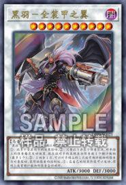黑羽-全装甲之翼